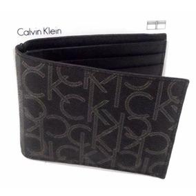 Carteira Masculina Calvin Klein - Original Com Garantia