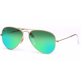 Lentes De Sol Ray Ban Aviator Rb3025 58mm, Nuevos!