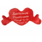 Almofada Coração Com Braços Especialmente Para Você 38cm