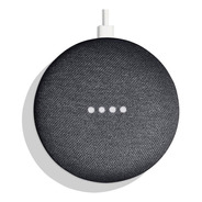 Google Home Mini Español Parlante Virtual Con Fuente Spotify