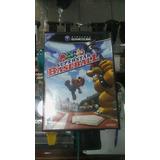 Mario Baseball Gamecube Original Caja Y Manual