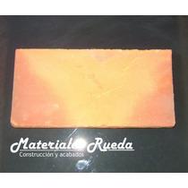 Solera De Barro Rojo 25x50 Cm
