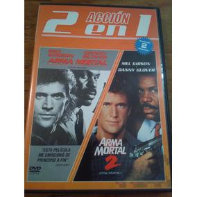 Arma Mortal 1 Y 2 ( Mel Gibson / Danny Glover)