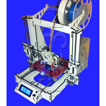 Impressora 3d Graber I3 Montada C/ Niv. Auto E Frete Grátis