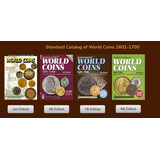 Super Mega Pack Catalogo De Monedas Of World Coins 1601-1700