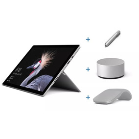Microsoft Surface Pro 4 + Surface Dial + Surface Mouse + Pen