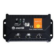 Regulador De Voltaje Para Panel Solar 12v/24v 10a - Enertik
