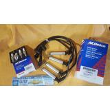 Kit Cables Y Bujias Acdelco Chevrolet Astra Vectra Zafira 8v