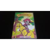Dvd Dartagnan E Os Tres Mosqueteiros - Desenho Antigo
