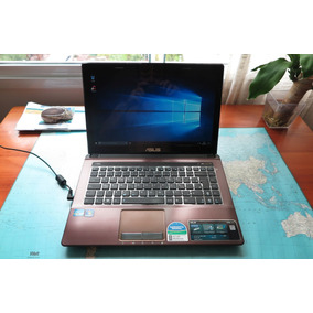 Notebook Asus - Core I5 2410m, 4gb Ram, 750gb Hdd, 14