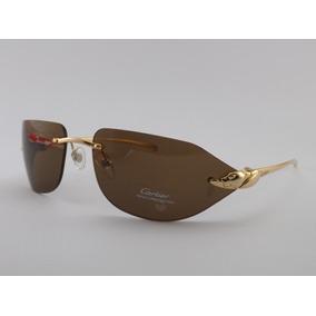 817686f7d1541 Cartier Antigo De Sol - Óculos no Mercado Livre Brasil