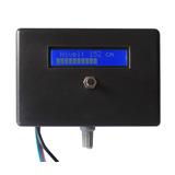 Monitor E Indicador Do Nível Da Caixa Dágua, Com Display