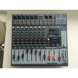 Combo Amplificacion Sonido Consola+2cabinas+6microfonos