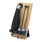 Faca Elétrica Cek40 Cuisinart - C 2 Lâminas Em Aço Inox 127v