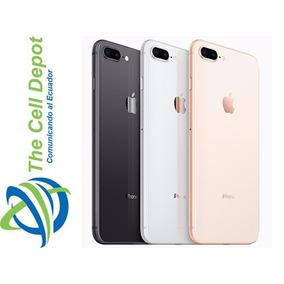 Apple Iphone 8, 8 Plus De 64gb Y 256gb * Desbloqueados