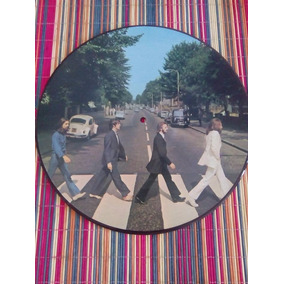 Vinilo - Beatles - Abbey Road - Picture Disc