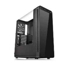 Gabinete Gamer Thermaltake View 27 Black Fan Led White Riing