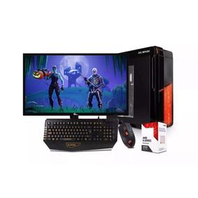 Computadora Pc Gamer Amd A10 Radeon R7 1tb 8gb Ddr4 Hdmi