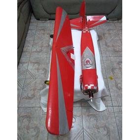 Aeromodelo Isopor Eletrico... Completo 10 X Sem Juros