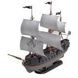 Kit De Construccion | Barco Pirata Diamante Negro | Revell