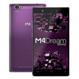 M4tel Ss4452 Dream 4g Android 5 Camara 8+5mpx Memoria 8+1gb