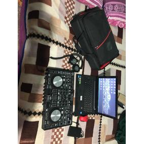 Consola Denon Mk2 Más Notebook Lenovo 15 Más Disco De 1t