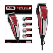 Maquina Cortar Pelo Profesional Wahl Home Cut Kit 20 Pzas