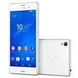 Sony Xperia Z3 Branco D6643 Tvdigital Câm 20.7mp Android 4.4