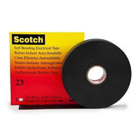 Cinta Aislante De Goma Scotch 23, 3/4 X 9.15m, 3m