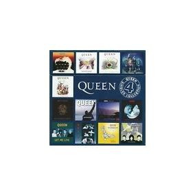 Box 13 Cds Queen Singles Collection 4 Importado Disponível