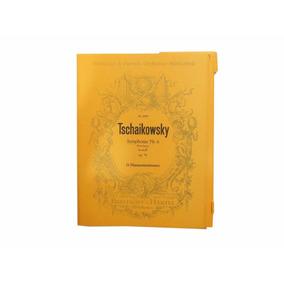 Partitura Tschaikowsky Symphonie Nr.6 Pathétique 21 Harmonie