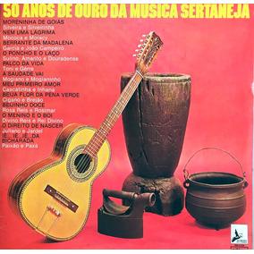 50 Anos De Ouro Da Música Sertaneja - Lp - Muito Bom!!