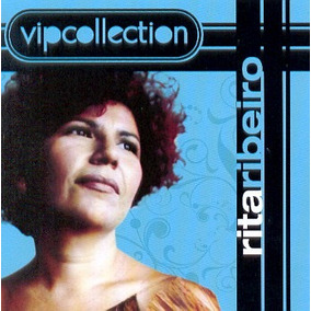 Cd Rita Ribeiro - Vip Collection