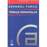 Diccionario Español-turco (diccionarios Bilingü Envío Gratis
