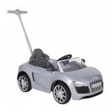 Andarin Audi Pushcar Kiddy R8 Direccion+sonido- Children`s
