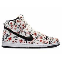 Tênis Nike Nike Dunk High Pro Sb Cherry Blossom Pack Limited