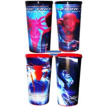 Vaso Original De Cine Amazing Spider-man 2 Hombre Araña Spid