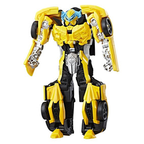 Boneco Transformers Mv5 Knight Bumblebee Hasbro