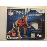 Juego Wii Original Training Camp Nfl
