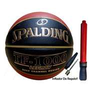 Pelota Basquet Spalding Legacy Tf 1000 Cuero Nba Basket
