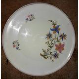 Lindo Prato De Porcelana Antigo - Schmidt - Pomerode