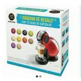 Cafetera +10 Cajas De Capsulas Incluidas Nescafe Dolce Gusto
