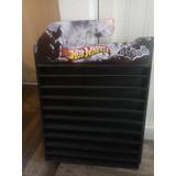 Exhibidor Personalizado Carritos Abiertos Hotwheels Matchbox