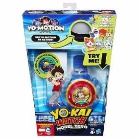 Reloj Yo-kai, Wacth Modelo Zero Original De Hasbro
