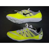 Spikes Zapatillas Clavos Atletismo Nike Talle 8.5 De Usa