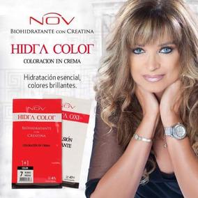 120 Tinturas Sachet + 120 Oxidantes + Carta De Color