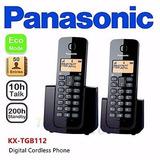 Telefono Inhalambrico Panasonic Morocho Kx-tgb112