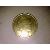 Moneda 10 Centesimos De Uruguay Año 1930