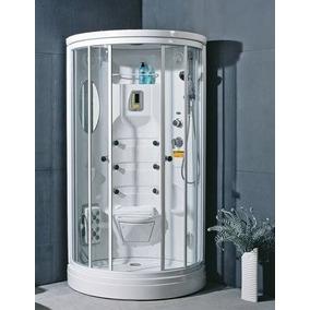 cabina vapor a regadera con hidromasaje y vapor ducha