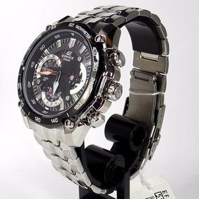 Relógio Casio Edifice Ef-550d-1av 100%original 1ano Garantia